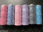 100 Yards Parcel String Bakers Butchers Twine Shabby Chic Craft Yarn 6 Colours