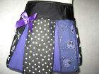 New Girls Black,white,Purple,skulls,stars, B4 Xmas,spots, Skirt,punk,goth,gift