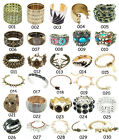 New Lot Fashion Vintage Spikes Studs Link Bangles Cuffs Bracelets More Styles