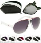 NEW D.E SUNGLASSES AVIATOR RETRO FESTIVAL MENS WOMENS FOLDING BOYS BLACK G.V-709