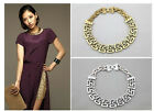 Hot Selling New Fashion Metal Bib Necklace A1606