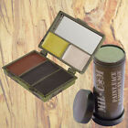 MILCOM CAMO FACE PAINT COMPACT 5 COLOUR 2 COLOUR STICK NATO BRITISH ARMY HUNTING
