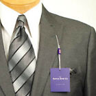 46L SAVILE ROW SUIT SEPARATE - Charcoal Gray 46 Long - SS11