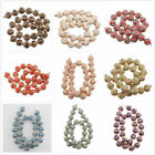 10/50pcs Charms Colorful Ball Flowers Faux Indonesia Bead Fit Jewelry Findings