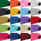 100ft Plastic Buffet Roll Party Wedding Table Cover All Colours Available