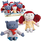 The Adventurs of Abney and Teal - Soft Toy Gifts Doll Bear Boy Girl
