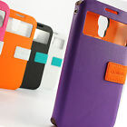 OEM Capdase Sider Flip Case+Detach Cover For Samsung Galaxy S4 LTE I337 M919
