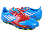 L@@K NEW ADIDAS FOOTBALL BOOTS SHOES F10 TRX AG MENS 11-13 MiCOACH COMPATIBLE