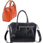 Pattern Handbag Message Bag Shoulder Tote Bag B20E Women's Crocodile
