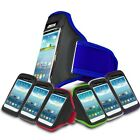 BLUE ARMBAND JOGGING ACTIVE SPORTS STRAP FOR VARIOUS MOBILE PHONES