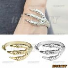 New Cool Hot Vintage Punk Rock Gothic Eagle Talon Claw Bracelet Bangle Cuff