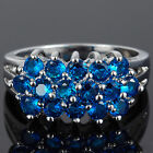 New Arrivals! Fashion Women Jewelry Wedding Gift Engagement Ring Size 6/7/8