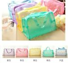 Fashion Cosmetic Makeup Toiletry Waterproof Wash   Bags