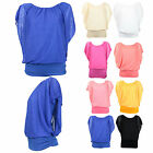 F71 LADIES RETRO BAGGY SLOUCH TWIN TOP SLEEVLESS PARTY DRESS TOP WOMENS COLOURS