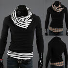 New Mens Slim Fit Sweater Jacket Fashion with Winter Sweater XS S M L