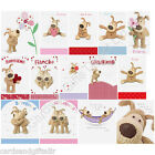 Boofle Pup One I Love/Friend/Girlfriend/Fiance Etc Birthday Birthdays Cards Card