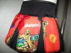 New Baby Girls Red Black Mixed Zombies Mummies Goosebumps Skirt Goth Gift Party