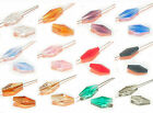 SWAROVSKI Crystal ELEMENTS 5205 Elongated Bicone Vintage Bead