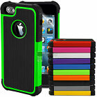 NEW SHOCK PROOF SERIES CASE COVER FITS APPLE IPHONE 5S FREE SCREEN PROTECTOR