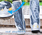 Water proof Non-Slip Rain Boots Shoes Covers For Motorcycle Bicycle Riding