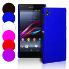 Hybrid Hard Case Cover For Sony Xperia Z1+ Screen Protector