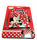 minnie mouse diary