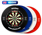 Winmau Blade 4 Dartboard & Heavy Duty Surround by Darts Supplies Shop