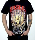 "Evile ""Bloodstock 2010"" T-shirt - NEW OFFICIAL - Last few, Size Small only!"