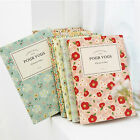 New Pour Vous Floraison Diary Undated Journal Planner Organizers_Double Cover