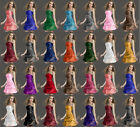 Sexy Short Bridesmaid/Prom Dress Wedding Homecoming Gown Size 6 8 10 12 14 16 18
