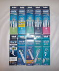 Oral-B Replacement Tooth Brush Heads Toothbrush Refills YOUR CHOICE Braun