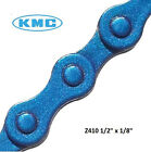 "KMC Chain Z410 1/8"" x 1/2"" Colored Bicycle BMX GREEN Moped Scooter Pedal Vespa"