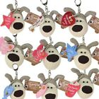Boofle Big Head Keyring Key Ring - Suitable for Male or Female Relations