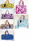 Sturdy Canvas Cotton TOTE weekend bag, holiday travel hand luggage gym bag, new