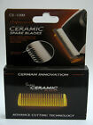 New Ceramic Spare Blade Fits Panasonic ER160 ER1611 and Other Clippers Trimmers