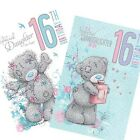 Me to You Tatty Teddy 16th Birthday Greeting Card Cards Suitable for Females