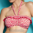 Freya Swimwear Charleston Bandeau Bikini Top Red NEW 3300 Select Size