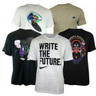 Mens Nike Graphic Retro Brand Carrier Tee T-Shirt Running Training Top