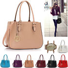 New ladies faux leather bag with long shoulder strap and dust bag tote ls00176