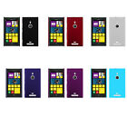 Hard Rubberized Matte Snap-On Slim Cover Case for Nokia Lumia 925