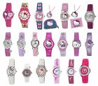 Official HELLO KITTY Kids Watches - Digital & Analogue (Girls, Gift, Watch,Xmas)