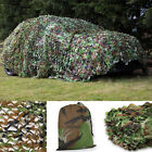 Camo Net Camouflage Netting Hunting/Shooting Hide with Carry Bag by Nitehawk