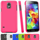 Ultra Thin Case Cover For Samsung Galaxy S5 i9600 Hard Armour Shield Snap-On
