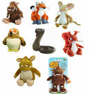 The Gruffalo Characters and Child - Soft Toy Plush from Julia Donaldson Book