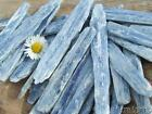 Raw Extra Long Large Blue Kyanite Blade Wand Crystal 47-97mm MEDITATION~CHAKRA