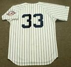 DAVID WELLS New York Yankees 2003 Majestic Cooperstown Home Baseball Jersey