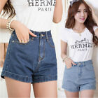 QAE097 2014 Women Summer Pants Lady High Waist denim Hot Shorts Sexy Girl Shorts