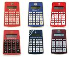 OFFICIAL FOOTBALL CLUB - POCKET CALCULATOR -  (Stationery) {8+ Clubs}