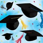 Cap Toss Graduation Blue Napkins 16 ct Party Supplies Lunch or Beverage