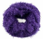 RJM Girls Shaggy Magic Snood Scarf